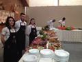 Pranzo a buffet per la festa dei 60 anni Confartigianato chieti